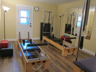 reformer and hybrid reformer-cadillac north end of Pilates studio