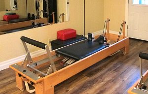 Pilates equipment - reformer