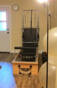 Pilates equipment - hybrid reformer Cadillac