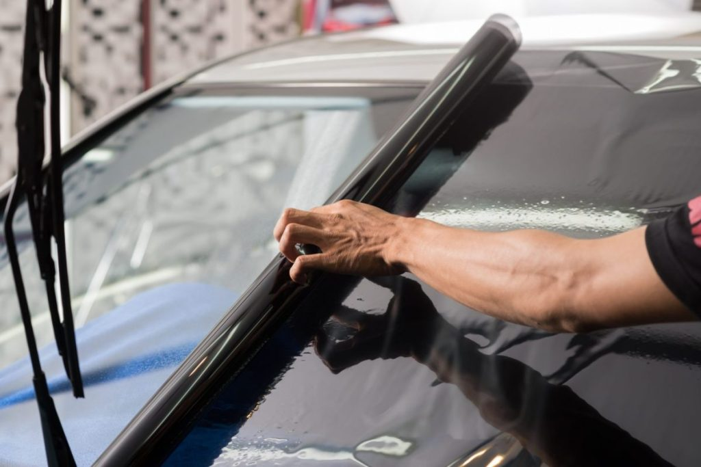 AUTO TINTING FOR EXOTIC VEHICLES