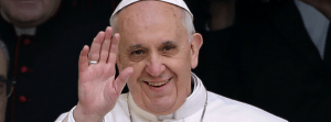 POPE FRANCIS' 2016 NEW YEAR'S RESOLUTIONS