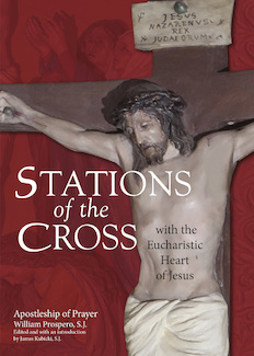 Stations of the Cross book