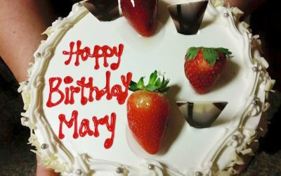 Celebrating an Important Birthday