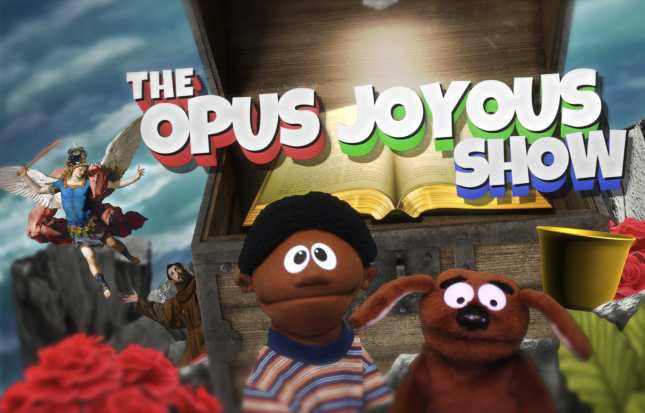 The Opus Joyus Show – a Catholic video series for kids!