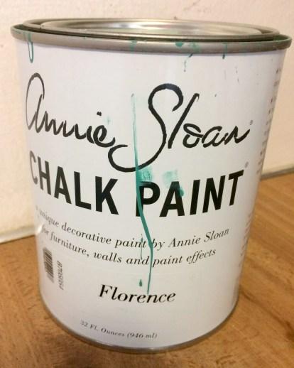 Annie Sloan's Chalk Paint