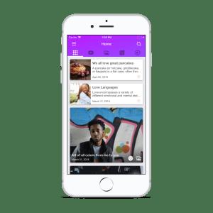 Influencer App Home