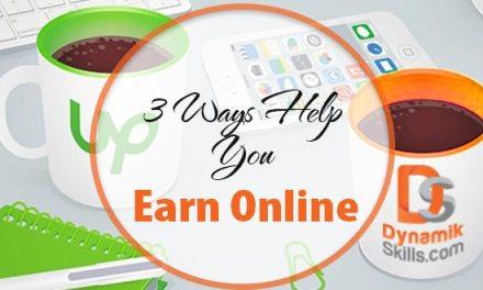 3 ways help you to make money online