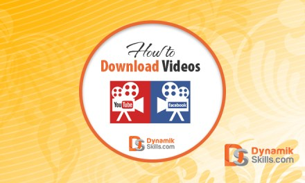 Download Videos From Facebook and YouTube