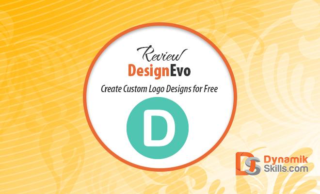 DesignEvo: Create Custom Logo Designs for Free (review)