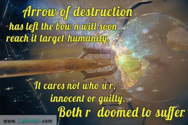 Lahotar Arrow of Destruction 2