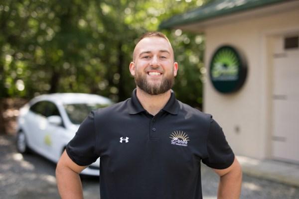 Employee Spotlight: Joshua Pinson   Breda Pest Management