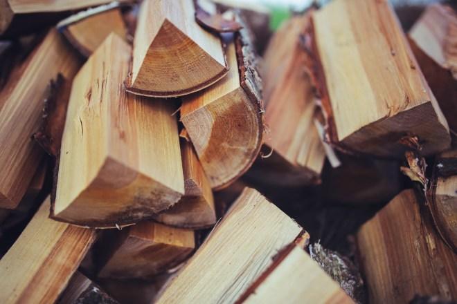 Kiln-Dried Firewood in Gainesville, GA