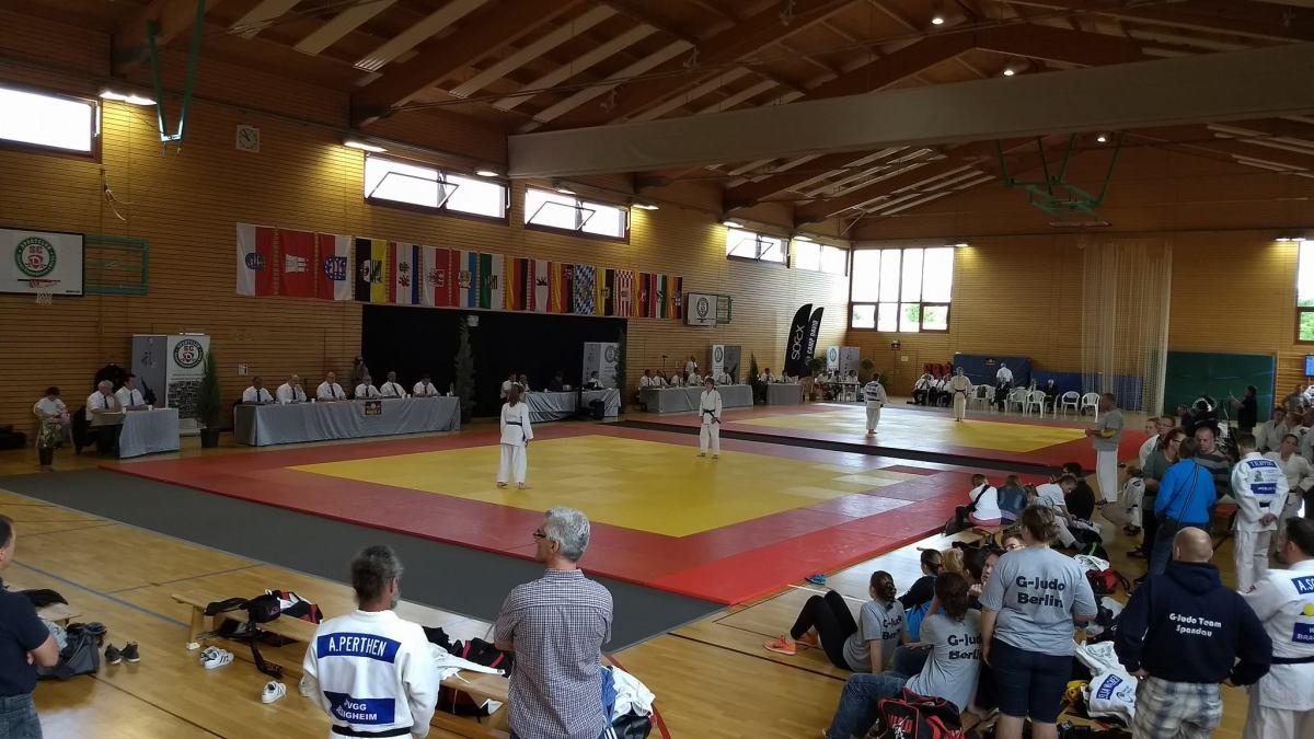 Deutsche Kata Meisterschaften in Hoppegarten