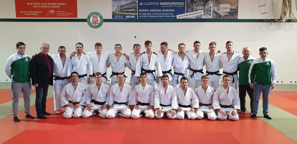 Auftakttraining der Judo Bundesliga
