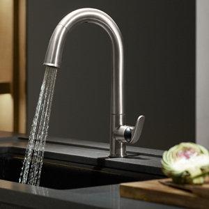 kohler sensate touchless kitchen faucet