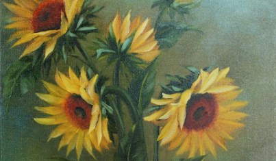 11x14sunflowers