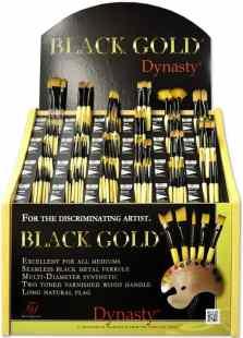 Black Gold Display 2001C