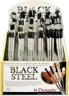 Black Steel Assortment
