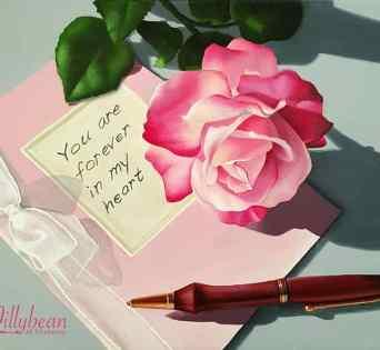 """Jill Fitzhenry """"Forever in my Heart"""""""