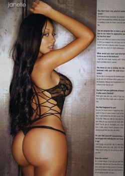 Janelle Trini Bella - courtesy of Frank Hotsauce