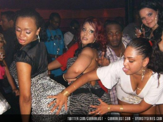Flix and Video of Cubana Lust at Club Envy in Toronto