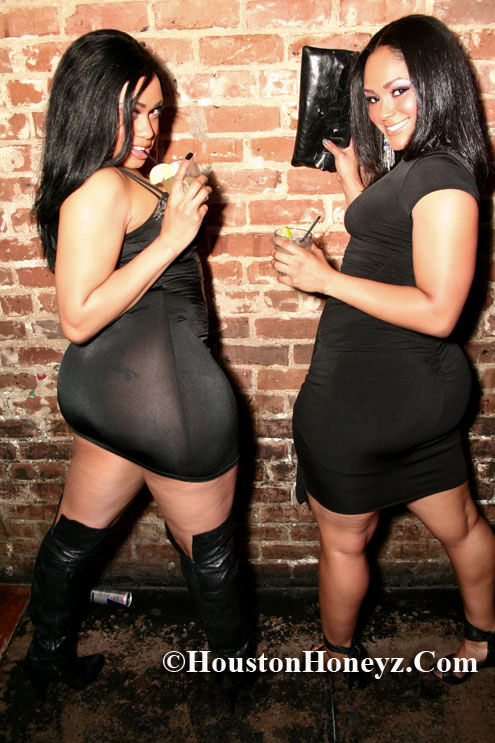 Maliah Michel and Cubana Lust: Dipped in Chocolate Syrup