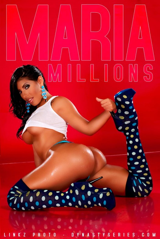 Maria Millions: Red October - courtesy of Linkz Photo