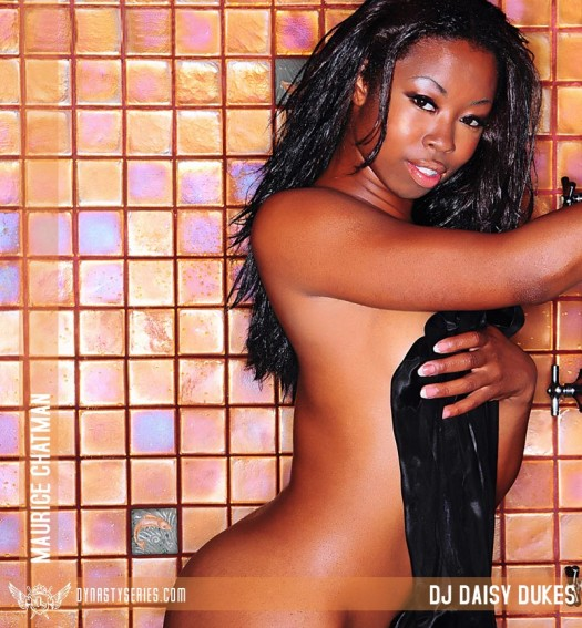 DJ Daisy Dukes: Shower Her - courtesy of Maurice Chatman