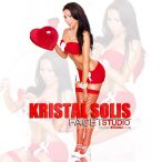 Kristal Solis Wishes You Happy Valentines - New Site coming Feb 14th