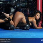 More Pics of Ashleigh Hue: Mixed Martial A - courtesy of Ice Box Studio