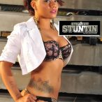Previews of Straight Stuntin Issue #17 - Lilly Belle and Jossie
