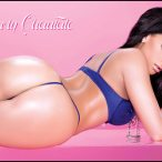 Kimberly Chantale in SHOW Magazine - scans courtesy of CutieCentral