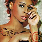 Nikki Sweets in Ink Candy issue of Blackmen Magazine