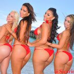 Ason Productions Presents: Jasmin Calle, Cassiie Melinda, Blondition and Metisha