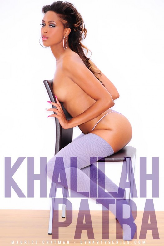 Khalilah Patra: Sit Right Here - courtesy of Maurice Chatman