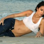 Stefany Alzate: Rise Jeans - courtesy of Yohance DeLoatch