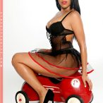 Sasha DelValle: Radio Flyer - courtesy of Frank D Photo and Artistic Curves