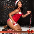 DynastySeries Christmas - Yoncee: Candy Cane  - courtesy of Jose Guerra