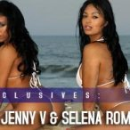 Stephany Romero and Jenny V - courtesy of Yohance DeLoatch