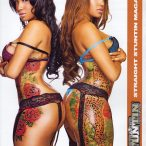 The Brooks Twins in the latest issue of Straight Stuntin - courtesy of Facet Studio