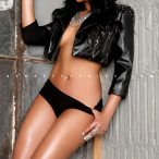 More Pics of Sasha Delvalle: Tougher Than Leather - Jose Guerra - Artistic Curves