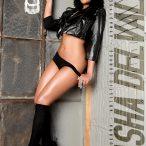 Sasha Delvalle: Raw Hide - Jose Guerra - Artistic Curves