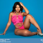 Exclusives Pics of Sultry Simone - Jose Guerra and Arabelle Modeling
