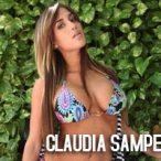 More Pics of Claudia Sampedro: Floral - courtesy of Venge Media