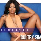 Sultry Simone @IamSultrySimone: More Pics of Sexy As Silk - Jose Guerra - Arabelle Modeling