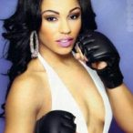 Yoncee @yoncee in latest issue of Blackmen Magazine - scans courtesy of CutieCentral.com