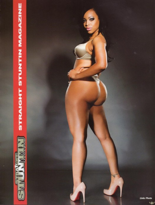 Feeva D @FeevaD in Straight Stuntin Issue #22