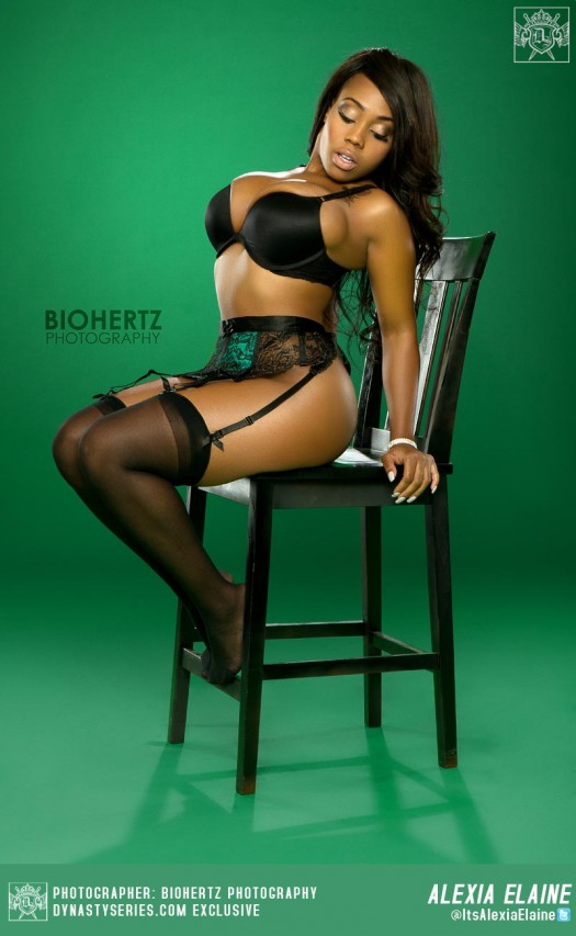 Introducing...Alexia Elaine @itsAlexiaElaine - Biohertz Photography
