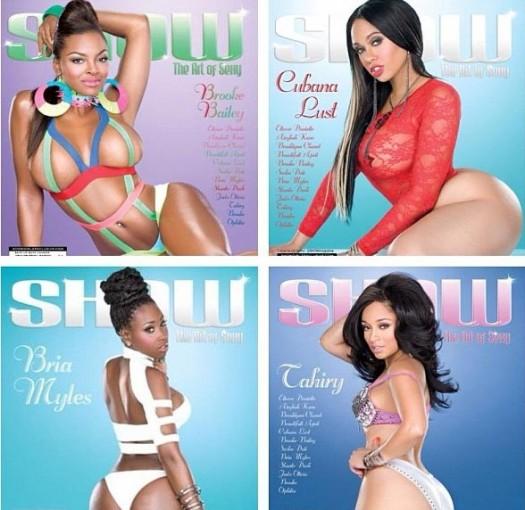 SHOW Issue #23 Trailer - Brooke Bailey @BrookBaileyInc, Cubana Lust @CubanaLust, Tahiry @Tahiry and more