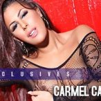 Carmel Candy @modelCarmelCndy: Cherry Red Candy - Parbell Photos